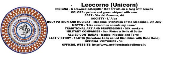 Palio Leocorno Pattern